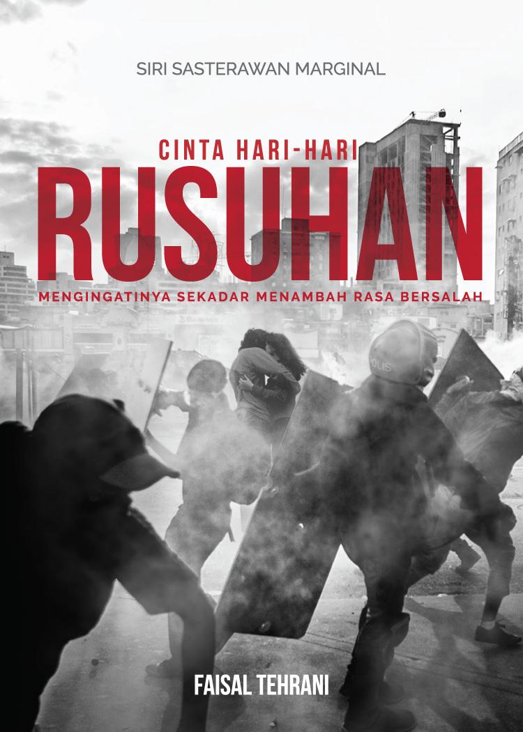 CINTA HARI-HARI RUSUHAN