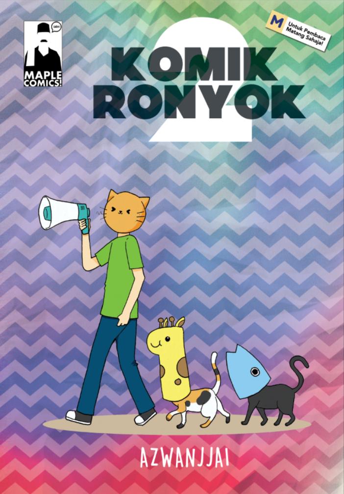 KOMIK RONYOK 2