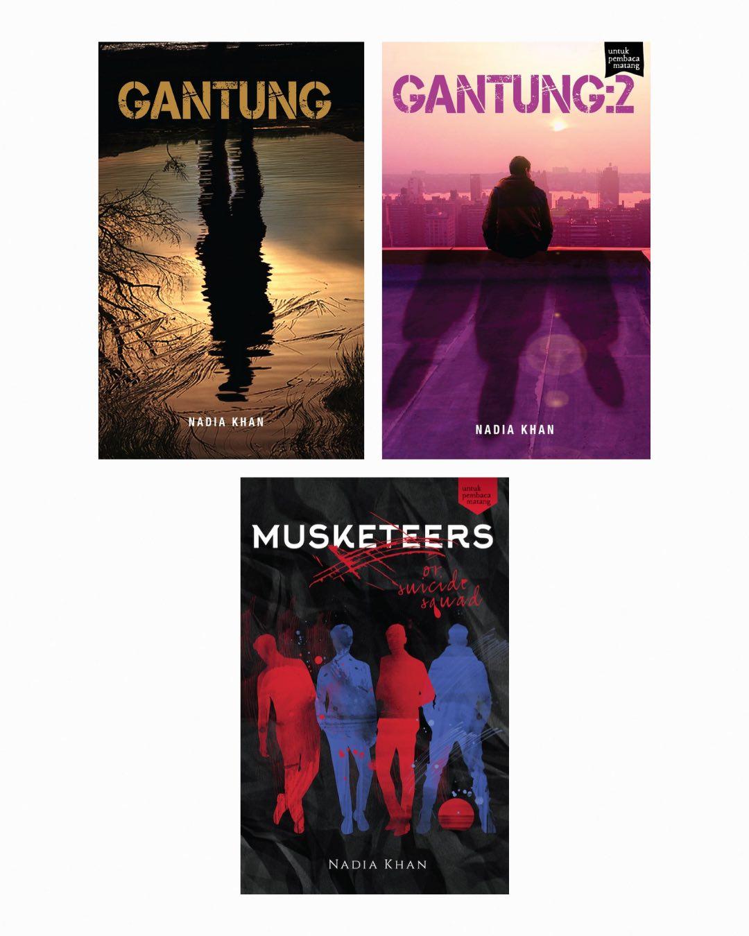 GANTUNG BOOK UNIVERSE (GBU)