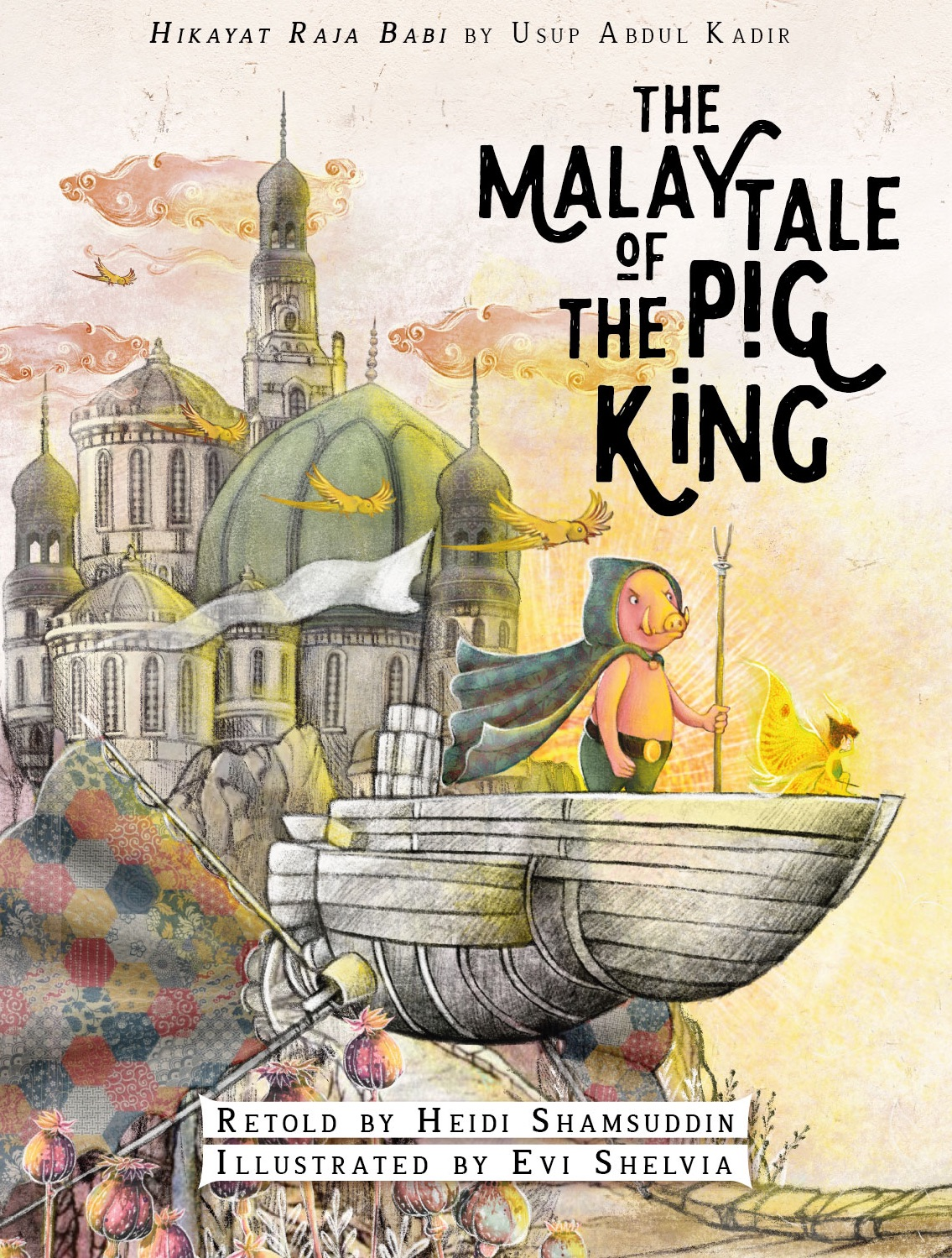 THE MALAY TALE OF THE PIG KING