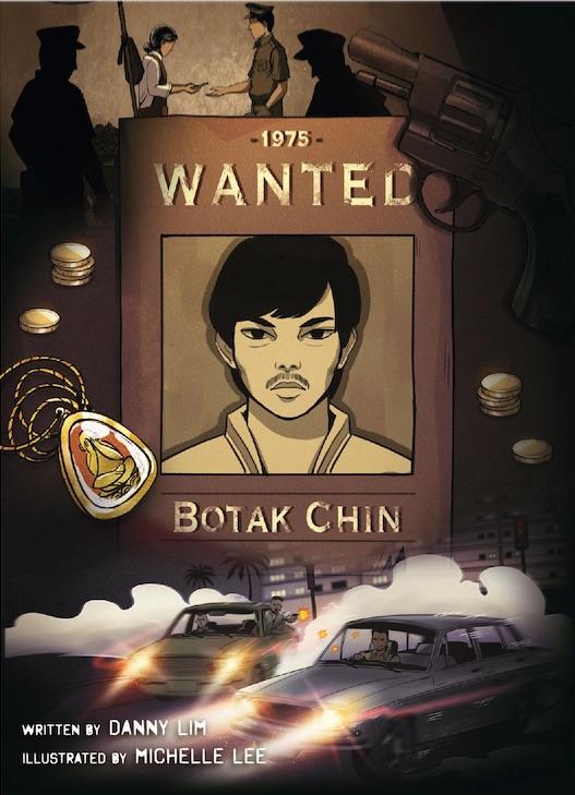 WANTED: BOTAK CHIN